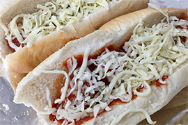 Lunch Special - Meatball Hoagie